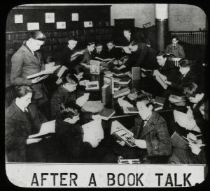 via the new york city public library's flickr page