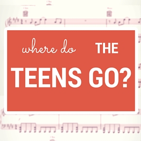 Where Do The Teens Go?